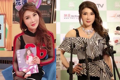 Dương Lệ Thanh ở tuổi 50.