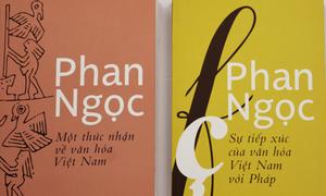 Phát hành bộ sách của nhà nghiên cứu Phan Ngọc