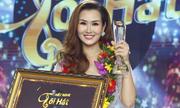 Võ Hạ Trâm giành quán quân 'Hãy nghe tôi hát' 2018