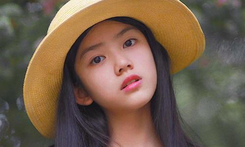Vẻ đẹp tuổi 12 của sao nhí phim võ hiệp Trung Quốc