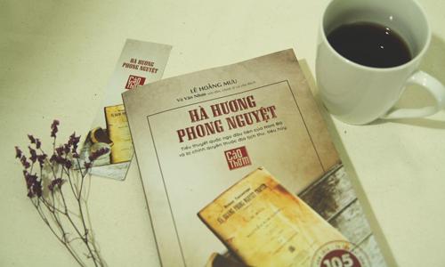 Tiểu thuyết Hà Hương phong nguyệt.