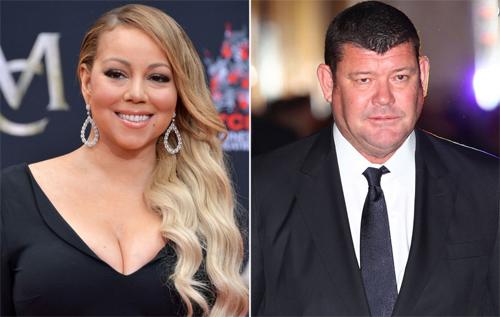 Mariah Carey và James Packer hủy hôn ước năm 2016. Ảnh: PageSix.