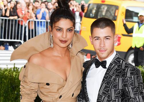 Priyanka Chopra và Nick Jonas cách nhau 10 tuổi. Ảnh: Wenn.