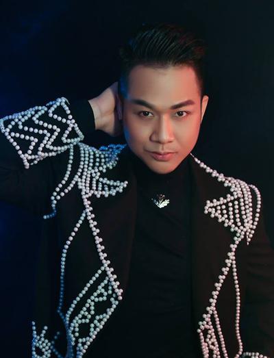 Ca sĩ Quách Tuấn Du.