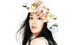 Nét trong sáng thuở đôi mươi của 'mỹ nhân không tuổi' Han Ga In