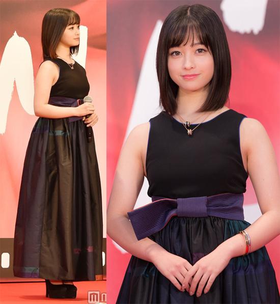 <p> Năm 2017,Kanna được chọn là đại sứ hình ảnh của Liên hoan phim quốc tế Tokyo. Trên các diễn đàn, nhiều khán giả nhận xét với chiều cao 1,52 m, Kanna bị dìm dáng vì chiếc váy dài, tối màu.</p>