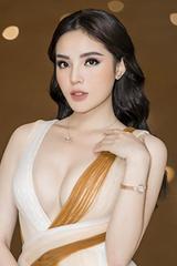 Váy áo tôn ngực của Hoa hậu Kỳ Duyên