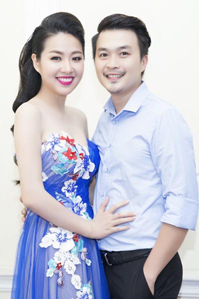 Lê Khánh và chồng - Tuấn Khải.