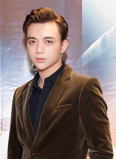 Ca sĩ Soobin Hoàng Sơn.