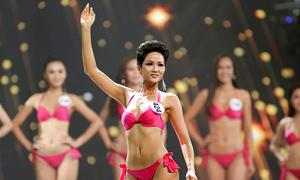 Ý kiến trái chiều về việc bỏ trình diễn bikini ở cuộc thi hoa hậu