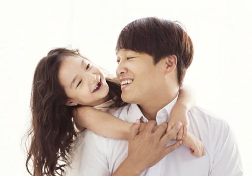 Cô con gái thứ hai Tae Eun.
