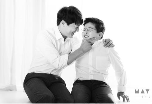 Cha Tae Hyun bên con trai cả - Cha Soo Chan.