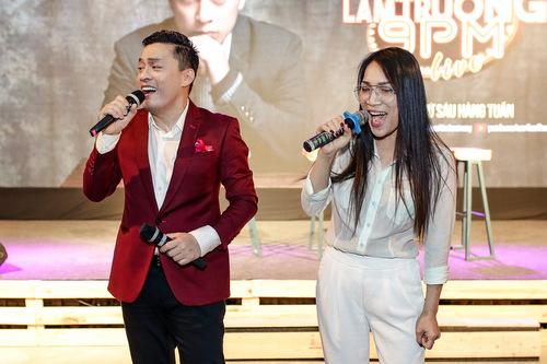 Hồng Ngọc chia sẻ cô cũng từng là một fan của Lam Trường.