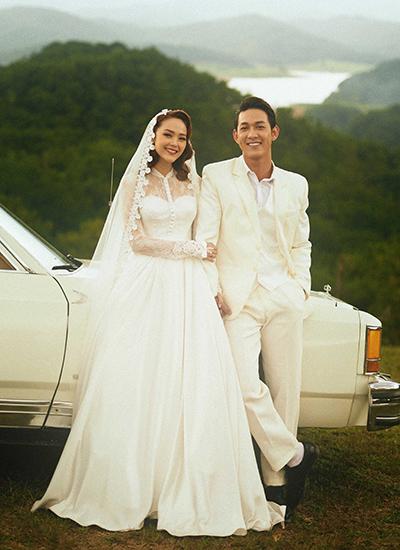 MInh Hằng và Song Luân.