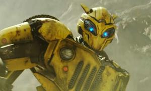 Trailer tiền truyện về robot 'Transformers' hot trong tuần