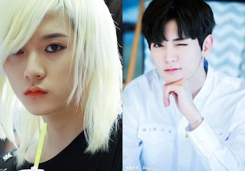 Ren (tên thật là Choi Min Ki)Khi ra mắt năm 2012 với MVFace, Ren và Nuest nhanh chóng trở nên nổi tiếng. Trong đó, Ren với mái tóc dài, gương mặt xinh đẹp khiến nhiều cô gái phải ganh tỵ sở hữu lượng fan đông đảo.Ren cũng trang điểm đậm với mái tóc dài (mọi người nhầm lẫn anh ấy là con gái). Tuy nhiên, họ đã thất bại và chỉ thực sự nổi tiếng khi trở lại ngoại hình bình thường.