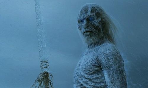 White Walker là những sinh vật gần giống Xác Sống, đe dọa nền văn minh củalục địa Westeros. Trong Game of Thrones, các thông tin về chúng vẫn còn mơ hồ.