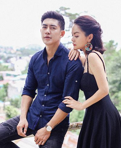 Phạm Quỳnh Anh tái hợp với Cao Lâm Viên trong sản phẩm âm nhac mới.