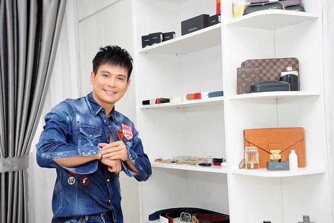 Tổ ấm bốn tỷ đồng của vợ chồng ca sĩ Lâm Hùng