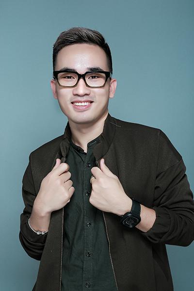 Nhà thiết kế Hà Duy.