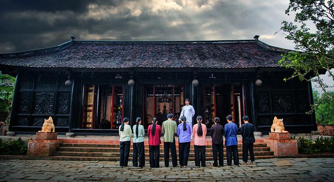 Dinh thự 1.600 m2 của Hoàng Mập vào phim kinh dị