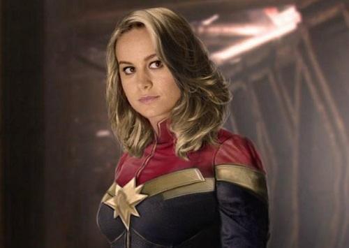 Thủ vai Captain Marvellà Brie Larson - nữ diễn viên từng tham gia các phim Roomvà Kong: Skull Island.