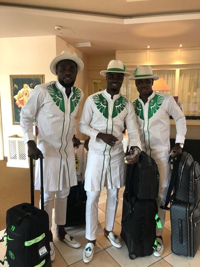 Từ đầu tuần tới nay, các đội bóng từ nhiều quốc gia lần lượt đáp chuyến bay tới Nga đểthi đấu ở giải bóng đá lớn nhất hành tinh. Trong số đó, các cầu thủ của Nigeria được CNN, Theguardian bình chọn là những người mặc đẹp nhất khi đặt chân sang nước bạn.