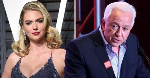 Kate Upton là một trong những người đầu tiên tố cáo Paul Marciano quấy rối tình dục. Ảnh: Metro.
