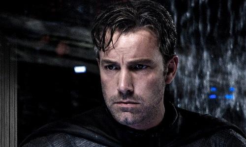 Ben Affleck bị chê nhiều hơn khentrong Batman v Superman (2016) và Justice League (2017).