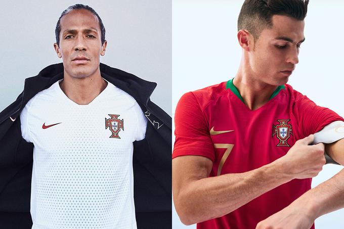 10 đồng phục đội tuyển đẹp nhất World Cup 2018