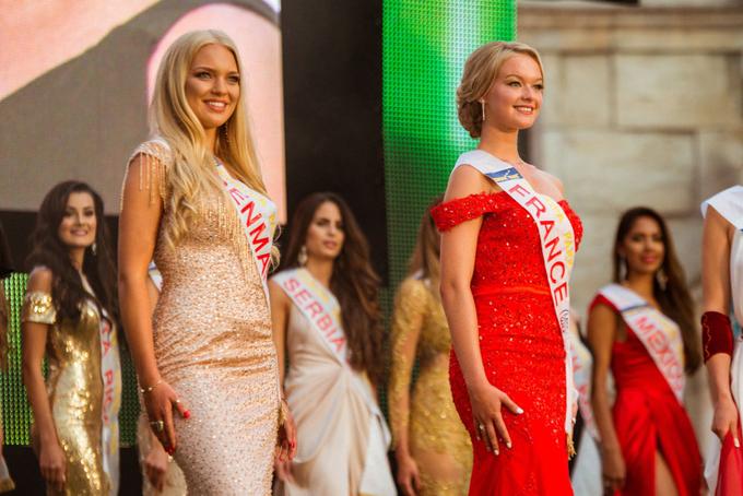 Nhan sắc tuổi 18 của Miss World Cup 2018