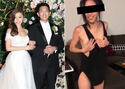 Trần Tố Di bị tung tin là người trong video sex.