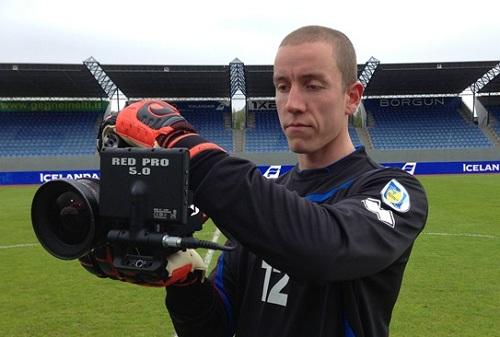 Hannes Thór Halldórsson chủ yếu thực hiện các phim quảng cáo, MV và phim tài liệu.
