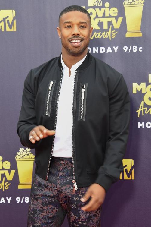 Dàn sao chưng diện ở lễ trao giải phim ảnh của MTV