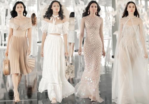Một số thiết kế trong bộ sưu tập Phong.