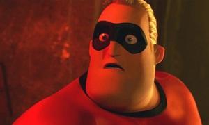 Rạp chiếu cảnh báo về ánh sáng trong 'Incredibles 2'