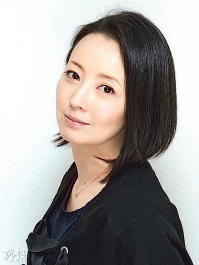 Diễn viên Yumiko Takahashi.