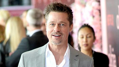 Brad Pitt sẽ di chuyển liên tục giữa Mỹ và Anh để gặp con. Ảnh: INSTARimages.