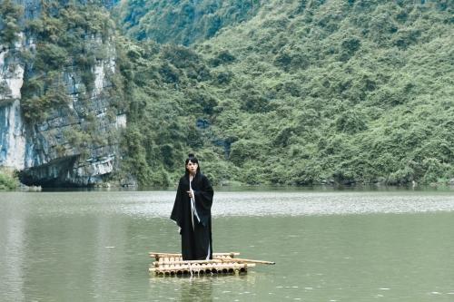 Jaykii trong vai Kim Trọng.