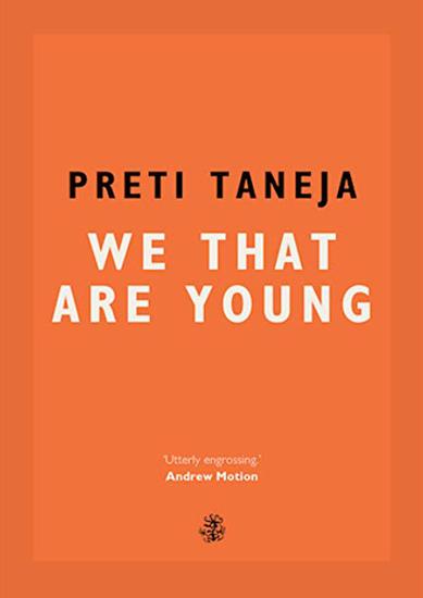 Bìa tiểu thuyết We that are young.