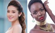 Huyền My trượt Top 16 'Hoa hậu đẹp nhất thế giới 2017'