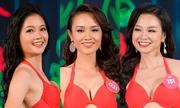 30 thí sinh Hoa hậu Việt Nam trình diễn bikini cùng Chi Pu