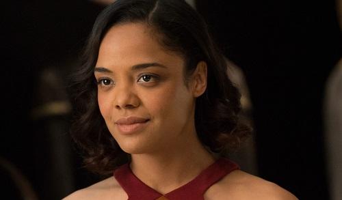 Nhân vật Charlotte do Tessa Thompson - nữ diễn viên gây chý qua các phim Creed, Thor: Ragnarok.