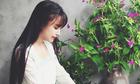 'Tiên nữ' Tứ Xuyên lại gây xao xuyến với video cắm hoa, hái quả