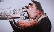 Cuộc thi vẽ tranh biếm họa về nạn tham nhũng