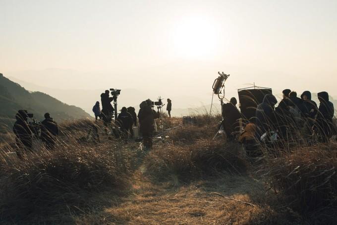 Cảnh bắn đại bác, hỗn chiến trong bom tấn của Lee Byung Hun