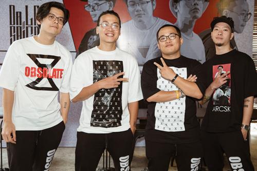Nhóm nhạc Da LAB vừa tổ chức liveshow tại TP HCM vào đầu tháng 6.