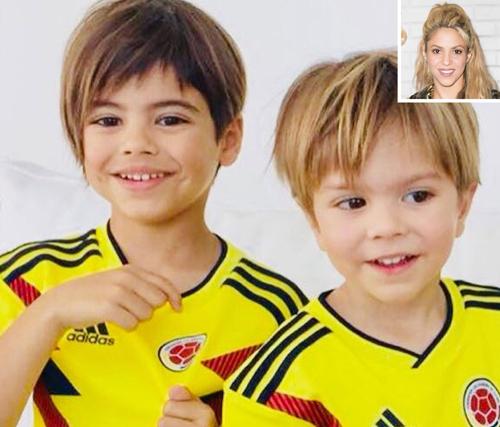 Bạn trai lâu năm của Shakira, cũng là bố của hai bé trai Milan (5 tuổi) và Sasha (3 tuổi), chơi cho tuyển quốc gia Tây Ban Nha. Tuy vậy, hai bé lại cổ vũ cho đội Colombia.