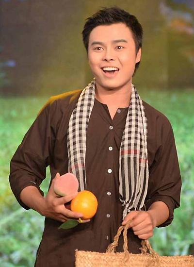 Võ Minh Lâm là giọng ca trẻ gây chú ý trong làng cải lương miền Nam.