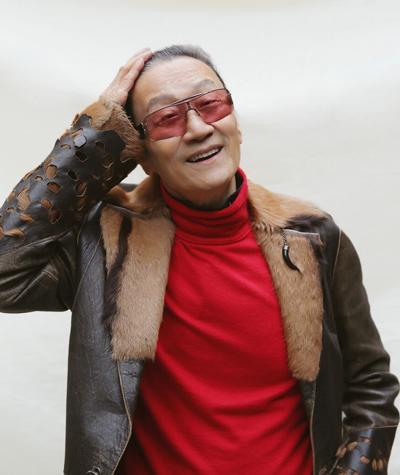 Diễn viên Tạ Hiền.